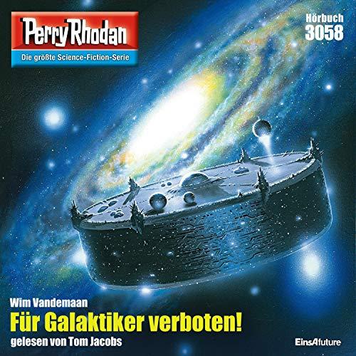 Für Galaktiker verboten! Titelbild