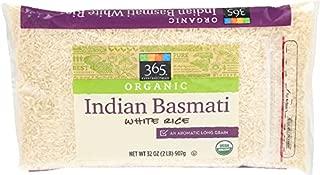 365 Everyday Value, Organic Indian Basmati White Rice, 32 oz