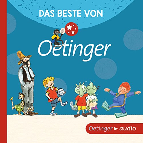 Das Beste von Oetinger audiobook cover art