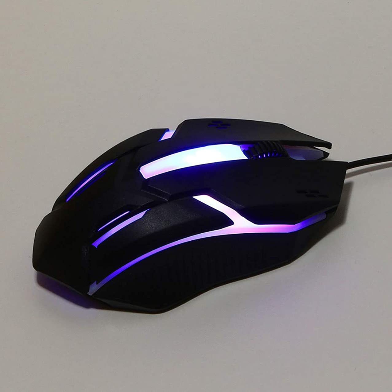 Clothful ?? Clearance on Sales ?? Design 1200 DPI USB Wired Optical Gaming Mice Mouse For PC Laptop