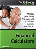 Financial Calculators 1.0 for Windows [Download]