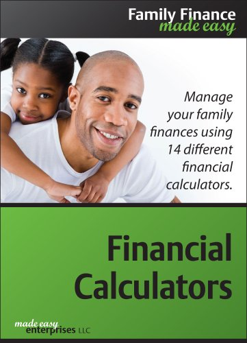 Financial Calculators 1.0 for Windows [Download]