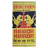 Star Trek Mirror Spock Beach Towel Standard