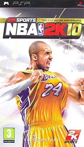 2K NBA 10, PSP, ITA