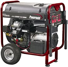 Best coleman powermate 5000 generator subaru Reviews