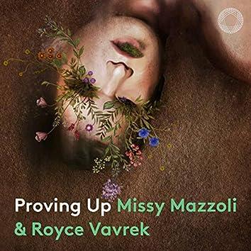 Missy Mazzoli: Proving Up