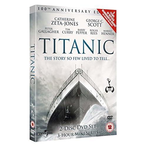 Titanic (3D Lenticular Sleeve) & Memorabilia 100Th Year Anniversary Edition [Edizione: Regno Unito] [Edizione: Regno Unito]