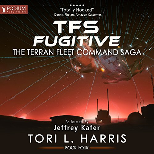 TFS Fugitive audiobook cover art