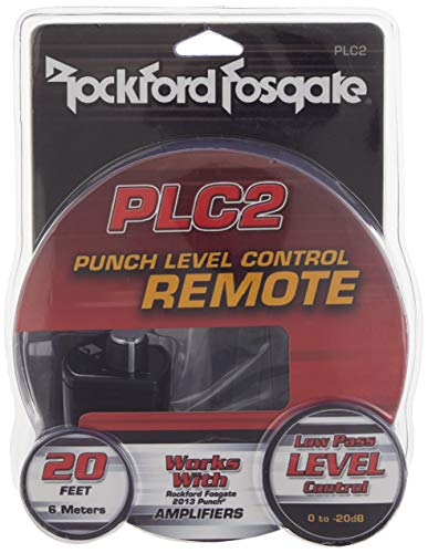 Rockford Punch Remote Level Control