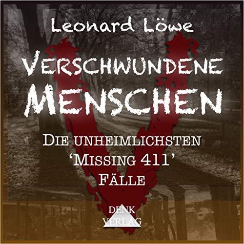 Verschwundene Menschen Titelbild