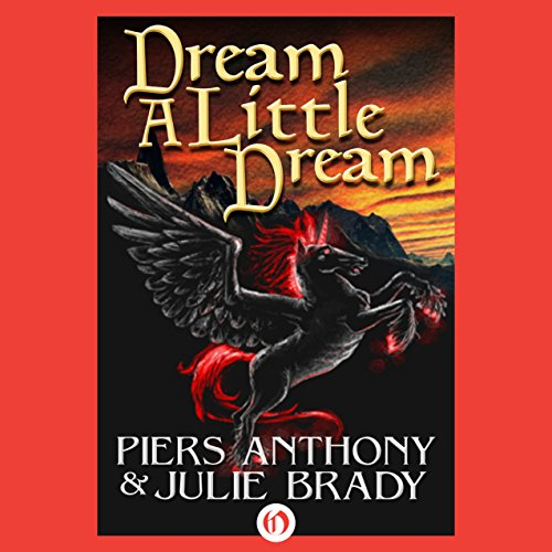 Dream a Little Dream audiobook cover art