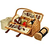 wine picnic basket