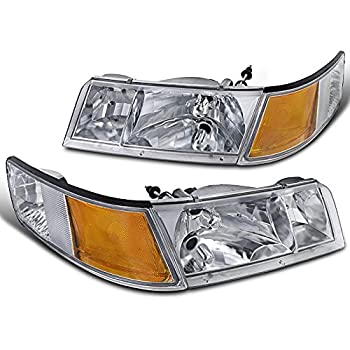 Depo 331-1168R-AS Mercury Grand Marquis Passenger Side Replacement Headlight Assembly 02-00-331-1168R-AS
