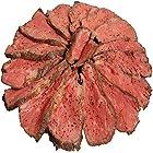 bonbori (ぼんぼり) 熟成牛 プレミアムローストビーフ 600g 超 (200g超×3) 希少部位 サブトン ( はねした ) 無添加 ソース レホール付き ギフト バレンタイン