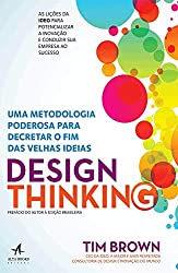 livro Design Thinking, de Tim Brown