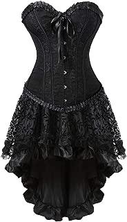 Best corset skirt set Reviews