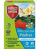 PROTECT GARDEN Alitis Spezial-Pilzfrei (ehem. Bayer Garten Aliette), bekämpft Pilzkrankheiten wie Phytophthora an Zierpflanzen, Obst und Gemüse, in praktischen Portionsbeuteln, 40 g