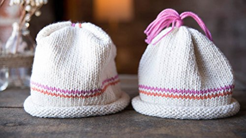 Beginner Knits: How to Knit a Baby Hat