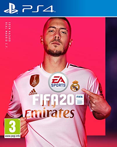 FIFA 20 - Standard - PlayStation 4 [Importación italiana]