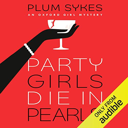 Party Girls Die in Pearls cover art