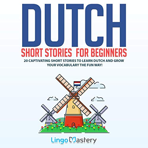 『Dutch Short Stories for Beginners』のカバーアート