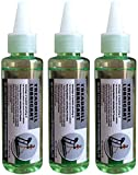 kokoko Treadmill Belt Lubricant Spray, Silicone Oil Treadmill Belt Lubricant,Treadmill Maintenance kit,Treadmill Special Lubricant, Easy to Use, Fast and Effective, Non-Toxic and Tasteless (3pcs)