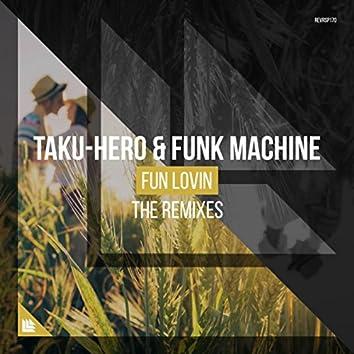 Fun Lovin' (The Remixes)