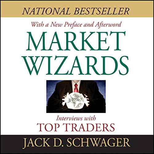 Market Wizards audiobook cover art