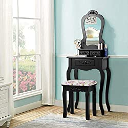 SPSUPE Multifunction Makeup Writing Desk