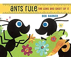 ants rule the long and short of it - measuring book for kids