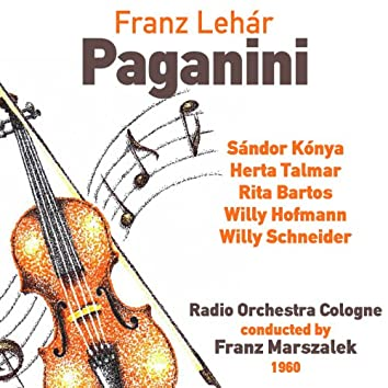 Franz Lehár: Paganini [excerpts] (1960)