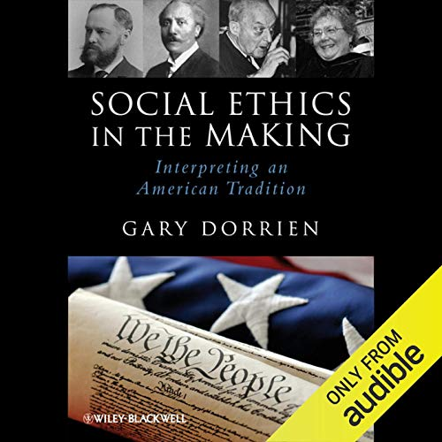 Couverture de Social Ethics in the Making