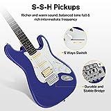 Immagine 2 donner kit chitarra elettrica stratocaster
