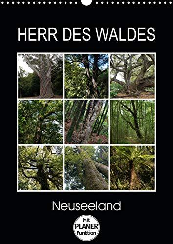 Herr des Waldes - Neuseeland (Wandkalender 2021 DIN A3 hoch)