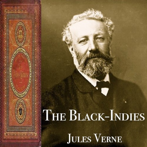 The Black-Indies audiobook cover art