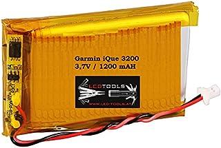 radi de batería Batería F. Garmin iQue 3200iQue 320036003600a