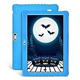 Tablette Enfant 10 Pouces 32Go ROM 4G/WiFi/OTG Android 7.1 Kids Tablette Tactile, 8500mAh Octa Core 8MP Caméra avec Logiciel...