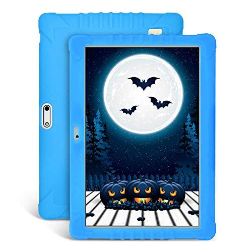 Tablette Enfant 10 Pouces 32Go ROM 4G/WiFi/OTG Android 7.1 Kids Tablette Tactile, 8500mAh Octa Core 8MP Caméra...