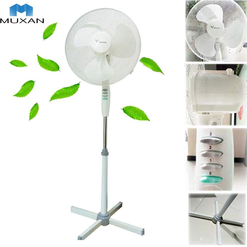 Hangang Ventilador de Pie Ventilador Máquina de Viento Aire ...