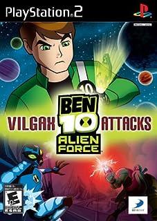 Ben 10 Alien Force: Vilgax Attacks - PlayStation 2 by D3 Publisher [並行輸入品]