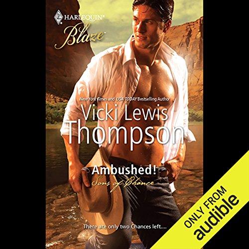 Ambushed!  audiobook cover art