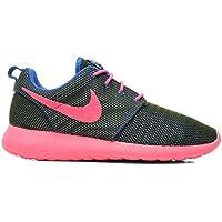 NIKE652875-500 - Nike Roshe Run Mp Qs Tenis de mujer Mujer , Morado (Púrpura), 35.5 EU
