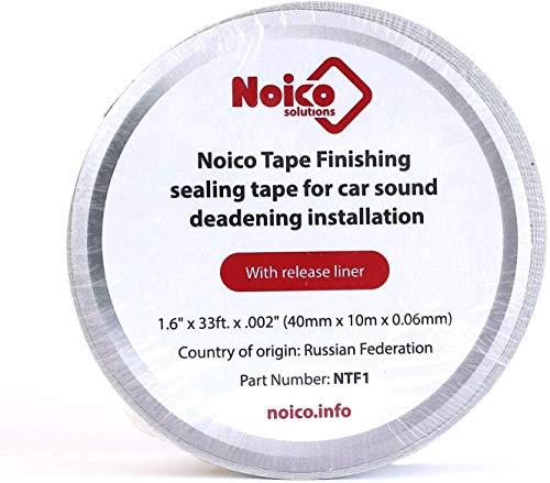 Finishing sealing tape
