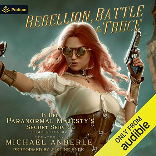 Rebellion, Battle & Truce cover art