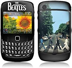 MusicSkins, MS-BEAT10044, The Beatles - Abbey Road, BlackBerry Curve (8520/8530), Skin