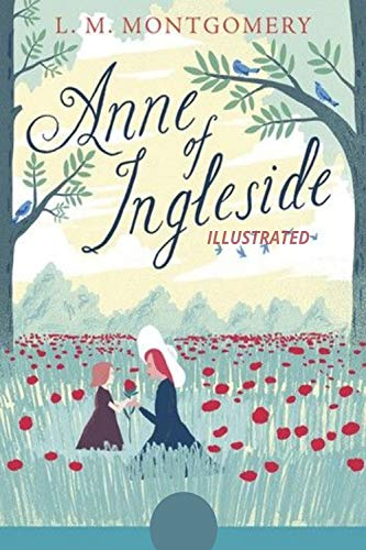 Anne of Ingleside Illustrated (English Edition)