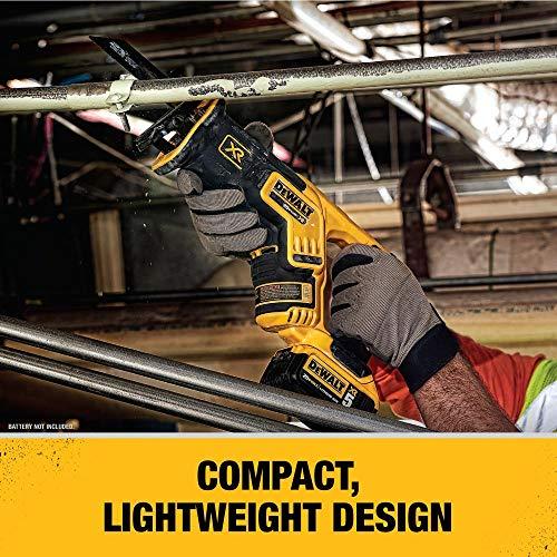 DEWALT 20V Reciprocating Saw, Compact