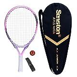 "Best Kids Tennis Rackets - Senston 23"" Youth Tennis Racket for Kids Children Review"