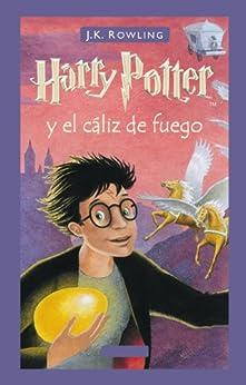 Harry Potter y el cáliz de fuego (Libro 4) eBook: Rowling