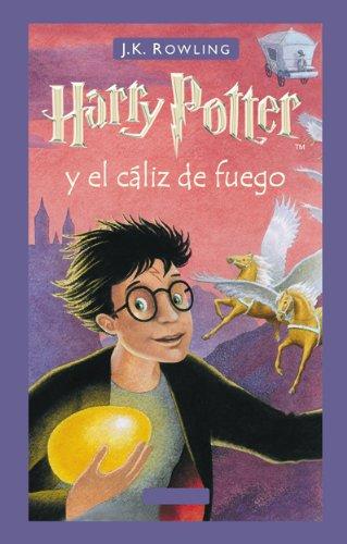 Harry Potter y el cáliz de fuego (Libro 4) eBook: Rowling ...